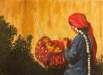 Obras de arte: America : México : Mexico_Distrito-Federal : Alvaro-obregón : Arullo Maternal