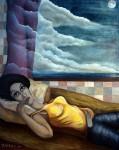 Obras de arte: America : Argentina : Santa_Fe : Rosario : asi sueño que me sueñas II