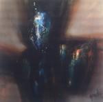 Obras de arte: America : Bolivia : Cochabamba : Cochabamba_ciudad : SERIE NEGRO GRIS 3