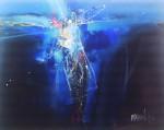 Obras de arte: America : Bolivia : Cochabamba : Cochabamba_ciudad : CRUZ AZUL