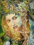 Obras de arte: Europa : España : Galicia_Pontevedra : vigo : retrato (fantasia)