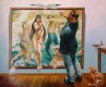 Obras de arte: America : Colombia : Distrito_Capital_de-Bogota : bogota_dc : El Nacimiento de Venus