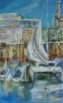 Obras de arte: America : Argentina : Buenos_Aires : Tigre : Puerto Madero, presente...