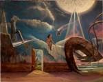 Obras de arte: America : Colombia : Magdalena : Santa_Marta : ENCRUCIJADA
