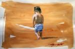 Obras de arte: America : México : Baja_California_Sur : lapaz : Boceto XVI