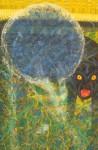 Obras de arte: America : Perú : Lima : chosica : ojos de fuego