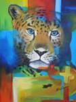 Obras de arte: America : Costa_Rica : San_Jose : Desamparados : jaguar 1
