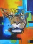 Obras de arte: America : Costa_Rica : San_Jose : Desamparados : jaguar 3