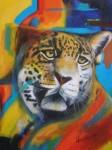 Obras de arte: America : Costa_Rica : San_Jose : Desamparados : jaguar 4
