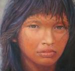 Obras de arte: Europa : España : Catalunya_Barcelona : Mataró : la ultima tribu