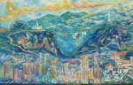 Obras de arte: America : Colombia : Distrito_Capital_de-Bogota : Bogota : LA ROPA SUCIA SE LAVA EN CASA