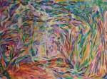 Obras de arte: America : Colombia : Distrito_Capital_de-Bogota : Bogota : LOS COLORES DEL TRÓPICO