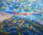 Obras de arte: America : Colombia : Distrito_Capital_de-Bogota : Bogota : MONTA�A II