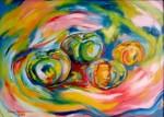 Obras de arte: America : Colombia : Distrito_Capital_de-Bogota : Bogota : MANDARINAS