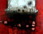 Obras de arte: America : Perú : Lima : Surco : Abstracto en Rojo