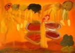Obras de arte: America : Colombia : Antioquia : Antioquia_Medellín : mariposa