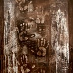 Obras de arte: America : Cuba : Ciudad_de_La_Habana : Marianao : se hace camino al andar