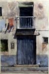 Obras de arte: Europa : España : Castilla_la_Mancha_Ciudad_Real : Ciudad_Real : Portón