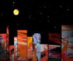 Obras de arte: America : Argentina : Santa_Fe : Rosario : paisaje nocturno