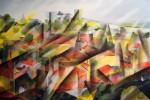 Obras de arte: Europa : Portugal : Leiria : Caldas_Rainha : Vila de Óbidos