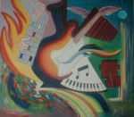 Obras de arte: America : Colombia : Valle_del_Cauca : Cali : evolucion