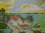 Obras de arte: America : Colombia : Valle_del_Cauca : Cali : lago mio