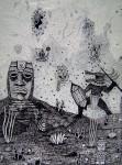 Obras de arte: America : México : Chihuahua : ciudad_juarez : La tierra olvidada