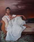 Obras de arte: America : Panamá : Panama-region : Panamá_centro : Soñando junto a la Luna