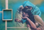 Obras de arte: America : México : Mexico_Distrito-Federal : iztapalapa : La reflexión del sucedáneo
