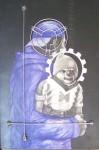 Obras de arte: America : México : Mexico_Distrito-Federal : iztapalapa : Santitos