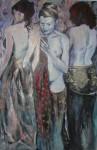 Obras de arte: America : Argentina : Buenos_Aires : Capital_Federal : Petra y las Otras