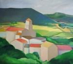 Obras de arte: Europa : España : Catalunya_Barcelona : El_Masnou : Camino del Castillo