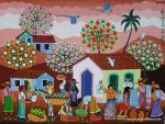 Obras de arte: America : Brasil : Pernambuco : Jaboatao : FEIRA NORDESTINA