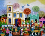 Obras de arte: America : Brasil : Pernambuco : Jaboatao : NA FEIRA
