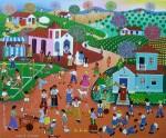 Obras de arte: America : Brasil : Pernambuco : Jaboatao : TEMPO DE PRIMAVERA