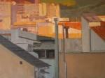 Obras de arte: Europa : Espa�a : Catalunya_Barcelona : Barcelona : Salida del sol en Guineueta