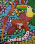 Obras de arte: America : Brasil : Pernambuco : Jaboatao : FLORA TROPICAL