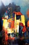 Obras de arte: America : Uruguay : Artigas : Artigas_ciudad : Pobladores del silencio