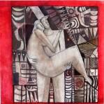 Obras de arte: America : M�xico : Mexico_Distrito-Federal : Coyoacan : EL BULTO