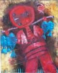 Obras de arte: America : México : Mexico_Distrito-Federal : Coyoacan : LA NIÑA MARCELA