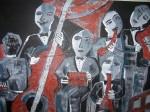 Obras de arte: Europa : España : Madrid : Madrid_ciudad : mis musicos