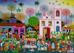 Obras de arte: America : Brasil : Pernambuco : Jaboatao : FEIRA DO INTERIOR II