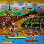 Obras de arte: America : Brasil : Pernambuco : Jaboatao : RIO SÃO FRANCISCO