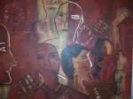 Obras de arte: Europa : España : Madrid : Madrid_ciudad : las caras