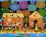 Obras de arte: America : Brasil : Pernambuco : Jaboatao : AMAZÔNIA