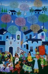 Obras de arte: America : Brasil : Pernambuco : Jaboatao : BUMBA-MEU-BOI