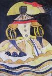 Obras de arte: Europa : España : Galicia_Lugo : Villalba : Menina II