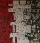 Obras de arte: Europa : España : Galicia_Lugo : Villalba : Compendio de intransigencias