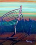 Obras de arte: America : Chile : Los_Lagos : puerto_montt : Carpintero de ribera