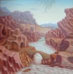 Obras de arte: America : M�xico : Veracruz-Llave : orizaba : Puentes y laberintos